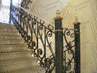 Кованая лестница № 4