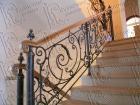 Кованая лестница № 6